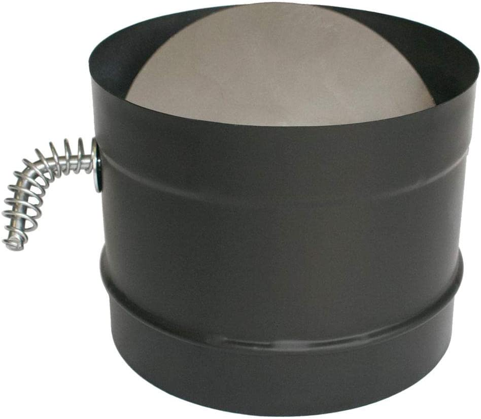 Chimney Save money 69128 6 OFFicial Inch Dura-Vent Wit Stove DVL Adaptor Double-Wall