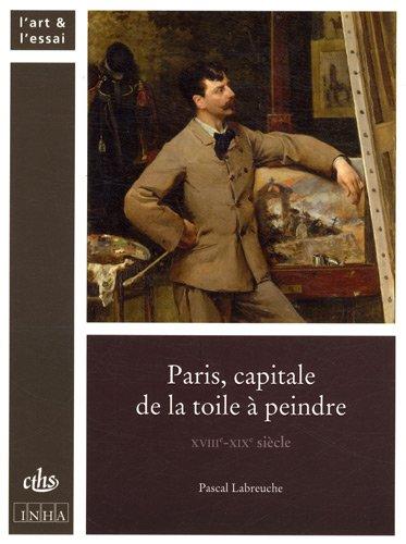 Paris, capitale de la toile à peindre: XVIIIe-XIXe siècle