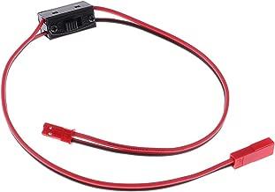 FULARR/® 24Pcs Premium XT30 Bullet Connector para RC Coche//Barco//LiPo Bater/ía 12 Pair XT30 Macho Hembra Bateria Conector con Tubo Termorretracci/ón