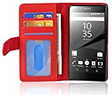 Cadorabo Book Case works with Sony Xperia Z5 Premium in