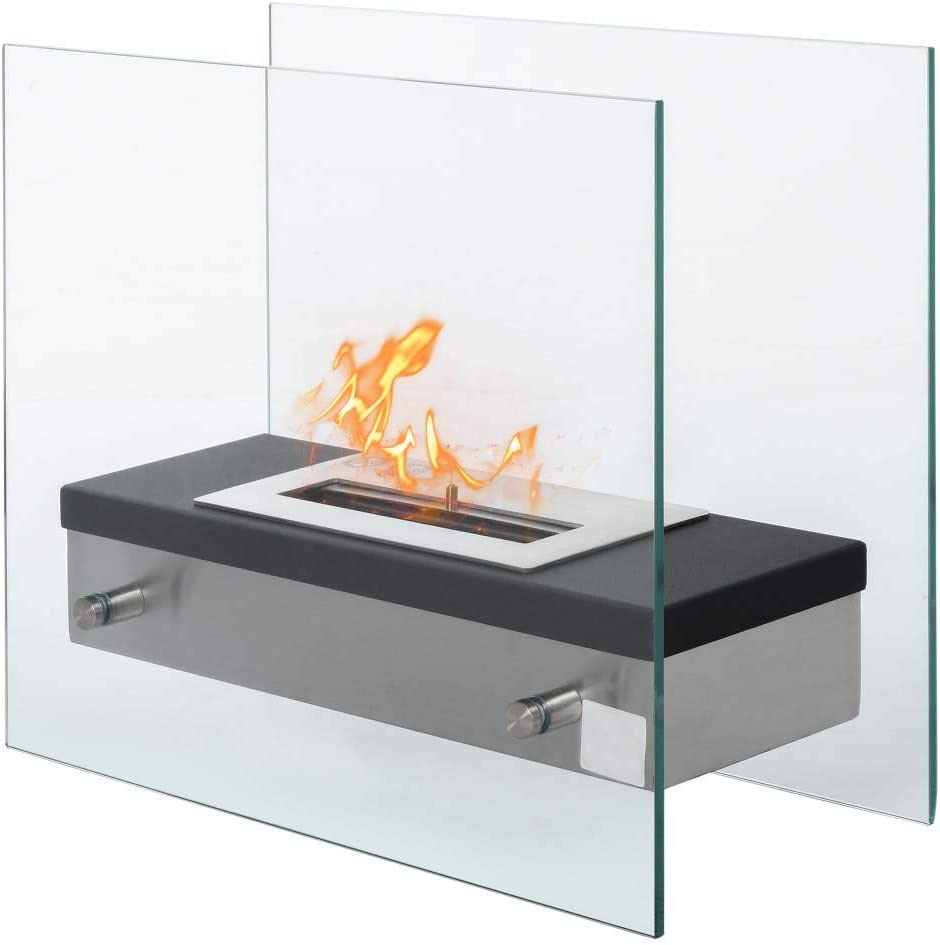 Portable Table Top Ventless Ethanol Fir Max Max 57% OFF 83% OFF Indoor Outdoor Fireplace