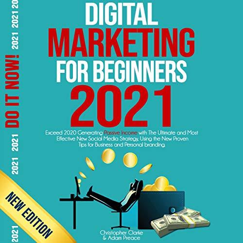 Digital Marketing for Beginners 2020 cover art
