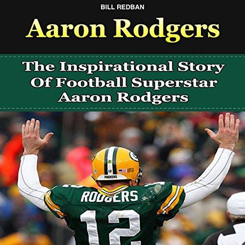 Aaron Rodgers audiobook cover art