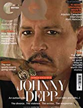 British GQ Magazine (November, 2018) Johnny Depp Cover