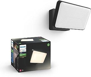 Philips Hue White Color Ambiance Refletor Externo, Funciona com Alexa