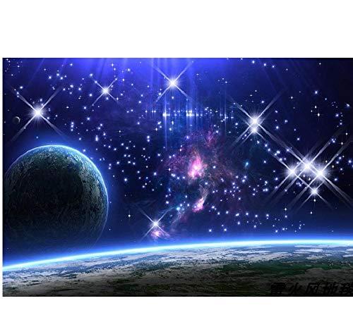 GangKun Azul Estrellado, Oficina, Dormitorio, Tienda Completa, 3D, Alfombra, Sala de Estar,...