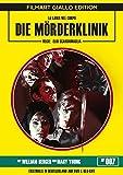 Die Mörderklinik - Uncut - Filmart Giallo Edition Nr. 7 [Blu-ray] [Limited Edition]