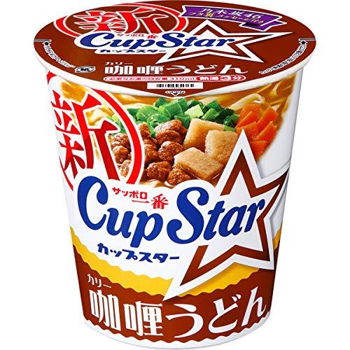 サッポロ一番 カップスター カリーうどん 82g×12個入り (1ケース)