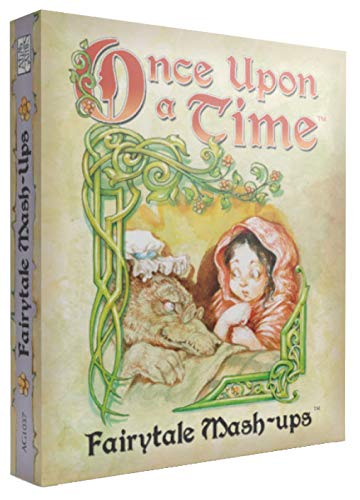 Once Upon A Time: Fairytale Mashup