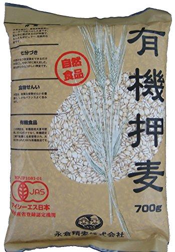 永倉精麦『有機押麦』