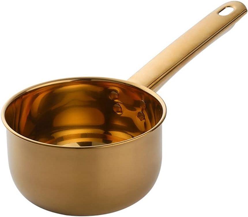 5% OFF Hendyijbsz NEW before selling ☆ Soup Ladle Stainless Steel Scoop Water W Handle Long