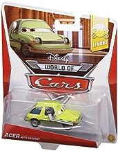 Disney Cars Cast 1:55 - Coche y Vehículos Modelos de 2013 a Elegir - Acer mit Headset