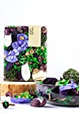 Scent Tattva   Lavender Potpourri   250 GMS   Lavender Scented   Home and Office Decoration   Dried Flowers and Leaves   Multicolor