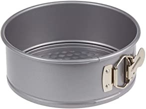 Prestige Spring Form Cake Tin, PR46669, Grey, 18 cm/7 inch