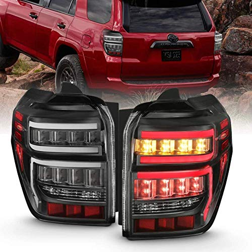 Anzo USA 311311 Tail Light Assembly Fits 14-20 4Runner