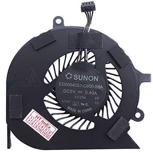 Fan Cooler Compatible for Dell Latitude 12 E7270-751C6