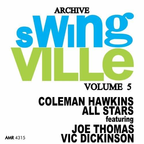 Coleman Hawkins All Stars feat. ジョー・トーマス & Vic Dickinson