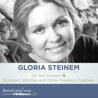 On Self Esteem and Scholars, Witches and Other Freedom Fighters audiobook cover art