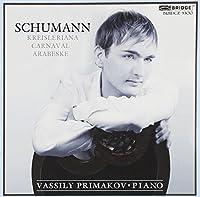 Schumann: Carnaval; Kreisleriana; Arabeske (2009-09-08)
