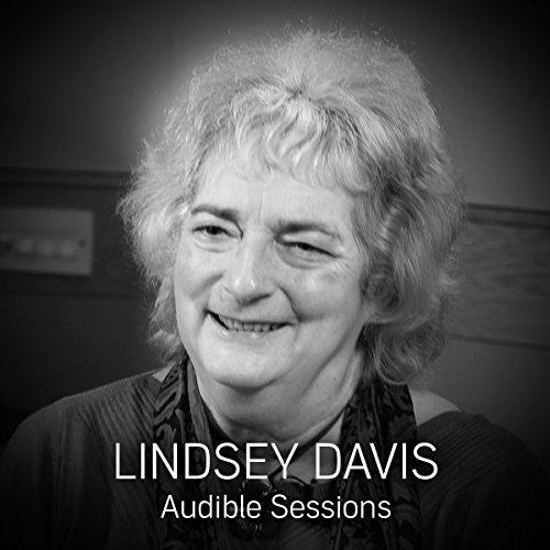 Lindsey Davis - April 2017 audiobook cover art