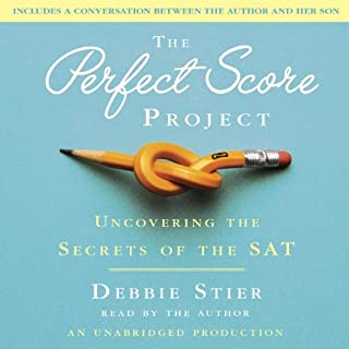 The Perfect Score Project cover art