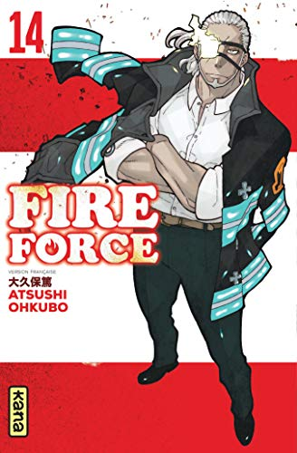 Fire Force Edition simple Tome 14