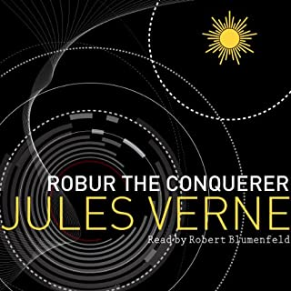 Robur the Conqueror cover art