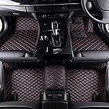 4 X Tapones De Centro De Jaguar 59mm Aleación Rueda con clips de 52mm xe X XJR XJ6 XF Azul