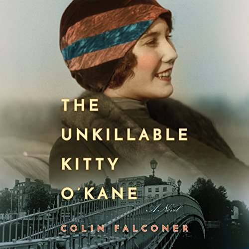 The Unkillable Kitty O'Kane cover art