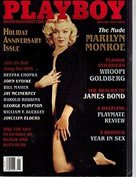 Playboy Magazine January 1997  Vol 44 No 1