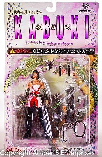 ¡envío gratis! David David David Mack's Kabuki Ukiko Kai Bloody Variant by Kabuki  en stock