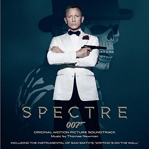 ユニバーサルミュージック『007 スペクター オリジナル・サウンドトラック(UCCL-1185)』