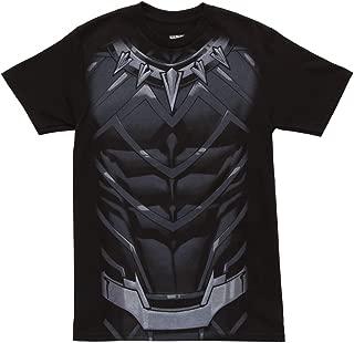 Black Panther Comic Costume Adult T-Shirt