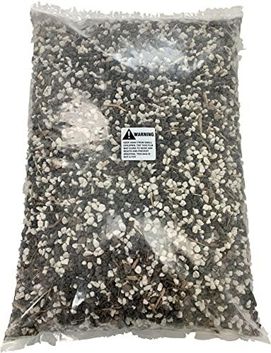 Bonsai Soil All Purpose Mix | Fast Draining Pre Blend Plant | Pumice, Lava, Calcined Clay and Pine Bark ● Potting Pre Mixed Bonsai Plant Soil Mixture by The Bonsai Supply (20 Quart)