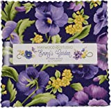 Emma's Garden Floral~ Charm Pack - by Maywood