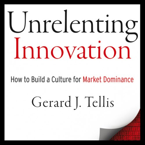 Unrelenting Innovation cover art