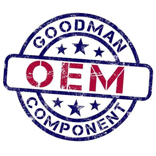 OEM Goodman/Amana ECM Condenser Fan Motor for Model # DSXC180361