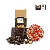Chocolate Negro con jamón crujiente Gran Reserva