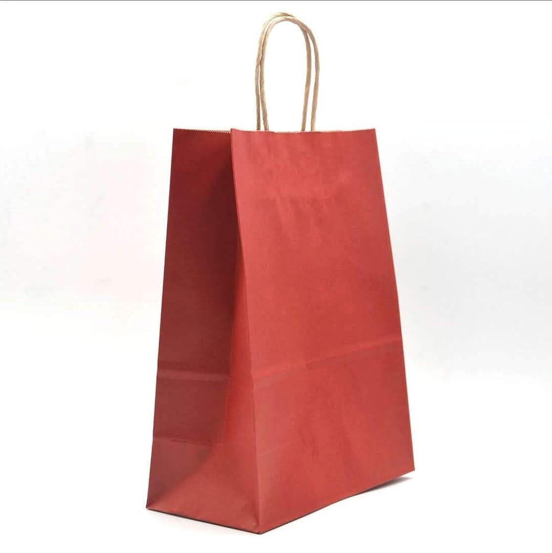Haiquan Kraft Paper Bags 100Pcs 8