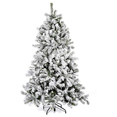 Holyart Albero di Natale 230 cm innevato Danzica