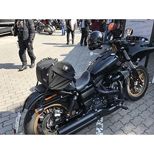 HARLEY-DAVIDSON Motorrad Deemeed Gepäckrolle Tasche Reisebegleiter M 25 Liter