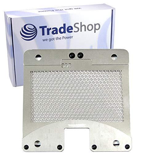 Lámina de repuesto de alta calidad para cuchillas de afeitar Braun 383 5001713 5381 5383 5550 Sixtant 8008 Synchron Plus Synchron Plus Deluxe Intercontinental