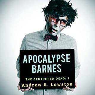 Apocalypse Barnes audiobook cover art