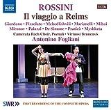 ROSSINI, G.: Il viaggio a Reims [Opera] (L. Giordano, Pizzolato, Mchedlishvili, Poznań Camerata Bach Choir, Virtuosi Brunensis, Fogliani)