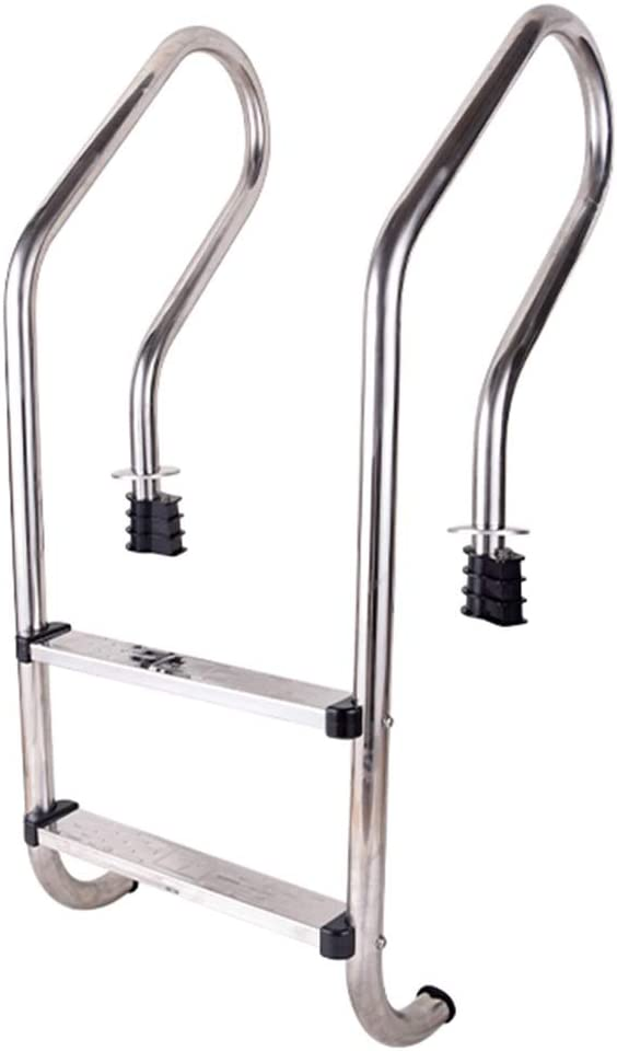 LXLA Swimming Pool Ladder Steps Pedal Arlington Mall Stainless Steel online shop An 2-Step