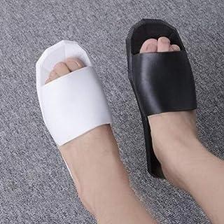 Lightweight Mens Slide Sandals Summer Flip Flop Sandals Slip Resistant Bath Shower Footwear (Color : Multi, Shoe Size : 49)
