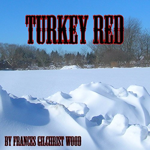Turkey Red audiobook cover art