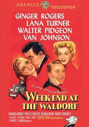 Week-End At The Waldorf [Edizione: Stati Uniti] [Reino Unido] [DVD]