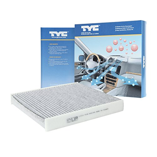 TYC 800179C Replacement Cabin Air Filter Compatible with Lexus