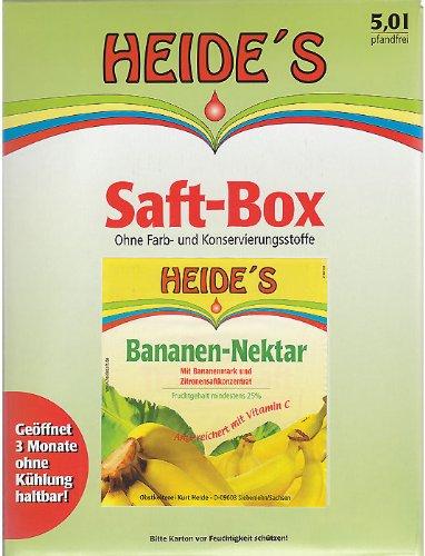 Bananen-Nektar, 5 Liter